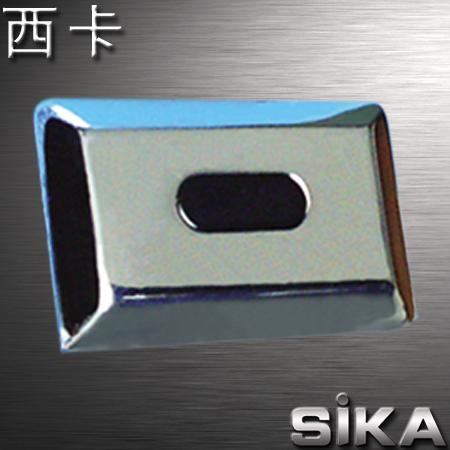 不锈钢陶瓷一体式感应冲水器SK-8124