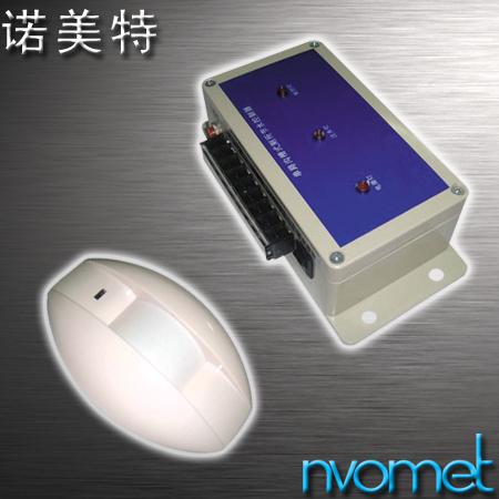 感应沟槽式大便节水器NT-6156